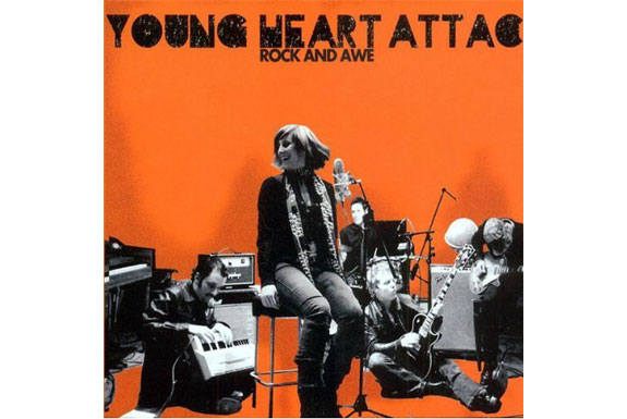 Young Heart Attack: Mouthful Of Love