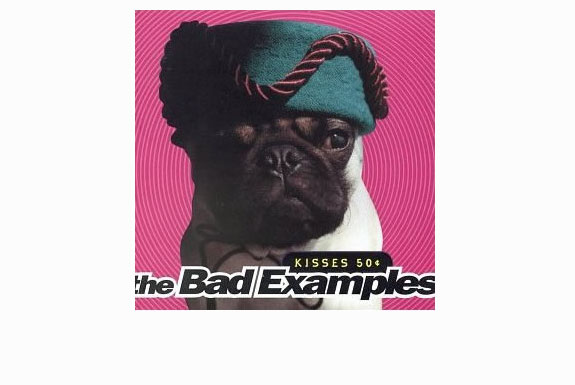 The Bad Examples: <br /><i>Kisses 50 Cents</i>