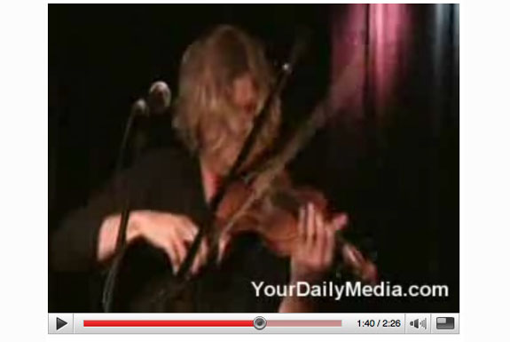 Cool YouTube: Amazing Violin