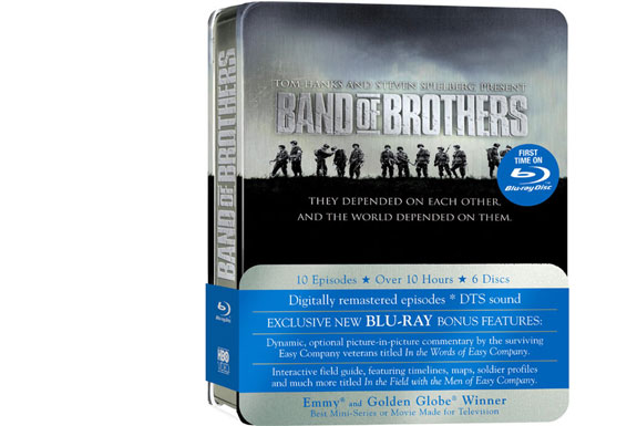 Band Of Brothers Comes To Blu-Ray