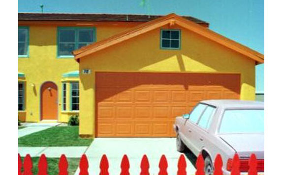 The Real Life Simpsons House