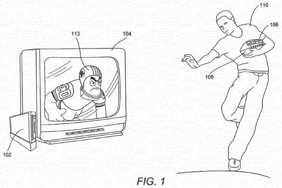 The Coming Nintendo Wii Football Controller?