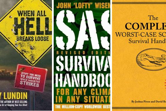Best books on survival skills list