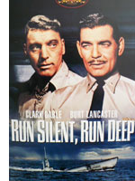 The 10 Best Submarine Movies: Run Silent Run Deep