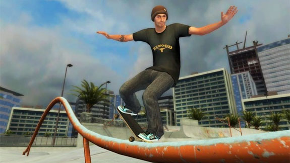 Tony Hawk: Ride Skateboard for Wii, PS3 and Xbox 360