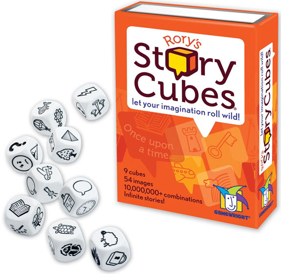toys  Story Cubes Spark Imagination