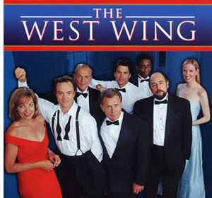 television  <i>The West Wing</i> Continues on Twitter