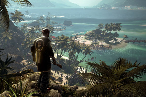 Dead Island:<br />Best Video Game Trailer Ever?