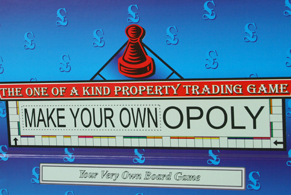 Make Your Own -Opoly
