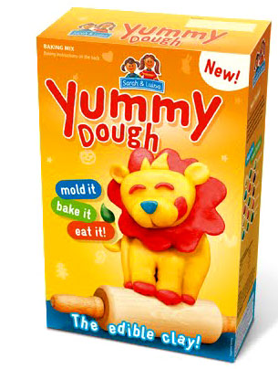 toys  Scrumptious, Sculptable Dough