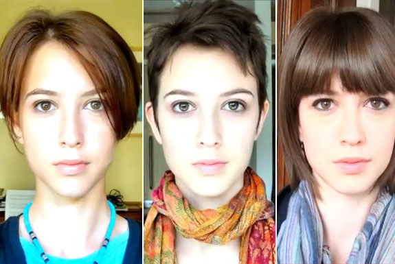 Woman Takes Photo Of Herself Every Day For 4.5 Years