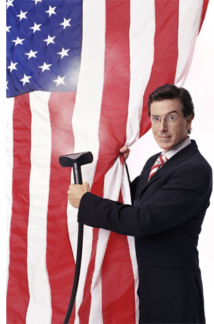 television  The Truthiness of Stephen Colbert