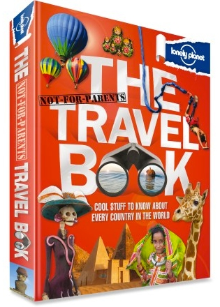 non fiction book  The (Not For Parents!) Travel Book