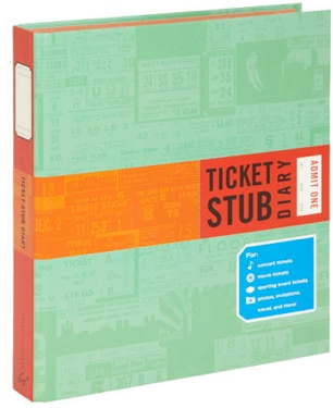 non fiction book music mp3s  The Ticket Stub Diary