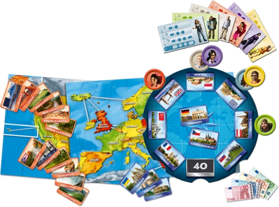toys gift guides  Games To Inspire Young Travelers