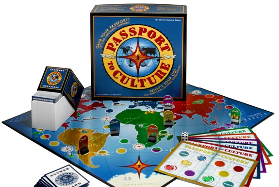 Games To Inspire Young Travelers