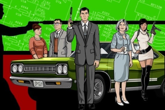 FX's Ball-Busting Comedy: Archer