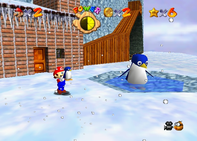 Top 5 Video Game Worlds -- Super Mario 64